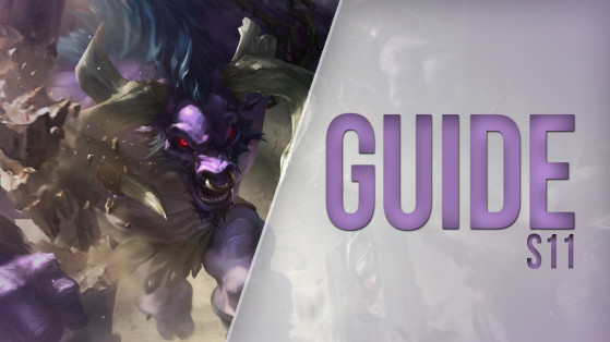 LoL Guide: Support Alistar S11 — Build, Runes, Tips and Tricks