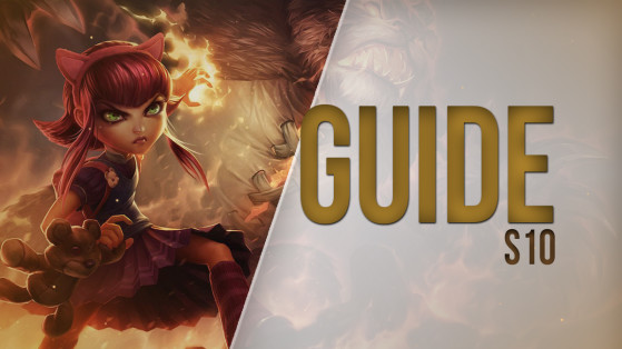 LoL Guide, Build for Annie, Mid, S10