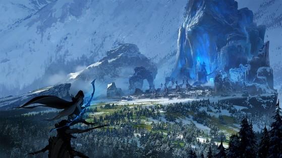 LoL, Legends of Runeterra: Freljord Faction, all cards & champions