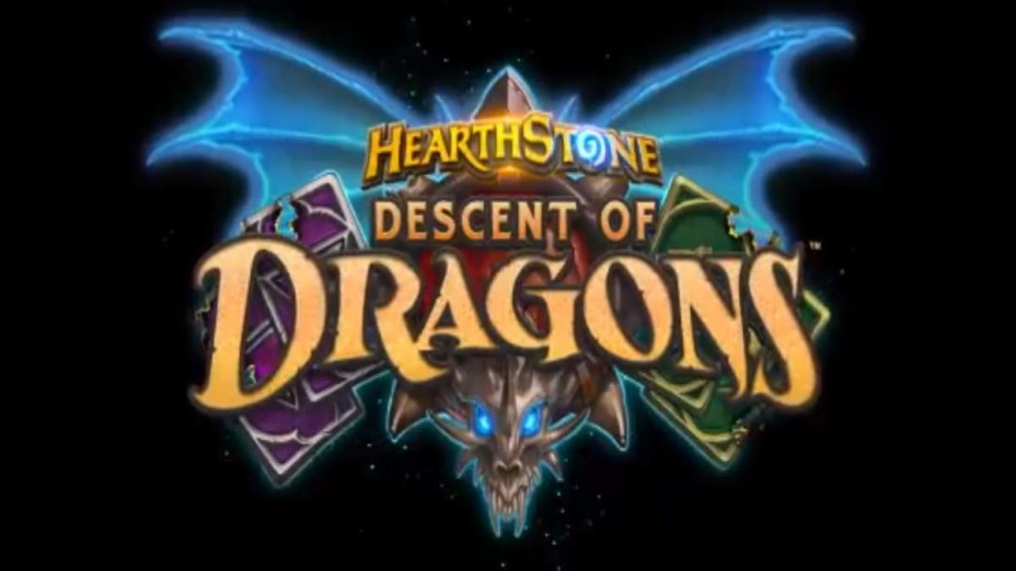 Hearthstone New Expansion Descent Of Dragons Is Now Available In Game Millenium At logolynx.com find thousands of logos categorized into thousands of categories. new expansion descent of dragons is now