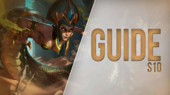 LoL Guide, Build for Cassiopeia, Mid, S10
