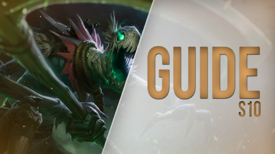 LoL Guide, Build: Fiddlesticks Support, S10