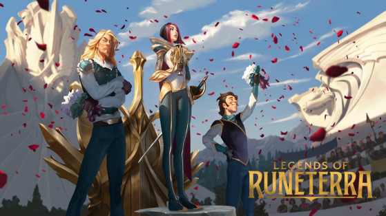 Legends of Runeterra Guide: Our Exodia Barrier deck