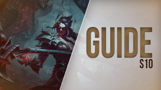 LoL Guide: Darkin (Red) Kayn Jungle, S10