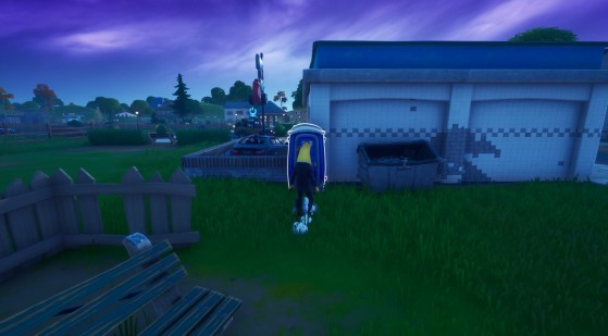 Fortnite Brutus Briefing Shadow Safe Houses Locations Millenium