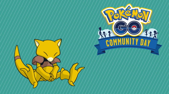 Abra for the next Pokemon GO Community Day