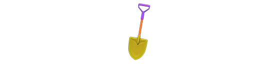 Golden Shovel Animal Crossing New Horizons - Animal Crossing: New Horizons