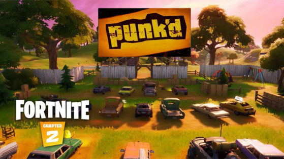 Fortnite: Could streams soon be broadcast from Risky Reels?