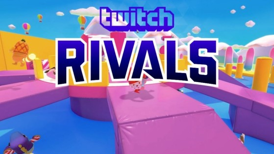 Fall Guys: Twitch Rivals to hold first competitive event