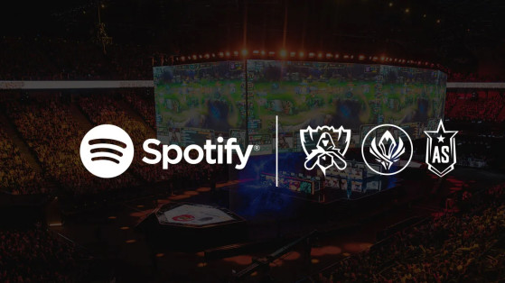 LoL: Riot Games signs partnership deal with Spotify