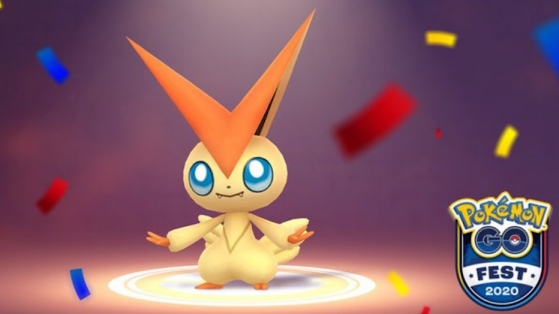 Pokemon GO: Victini available to all players in September