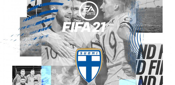 Finland licensed in FIFA 21