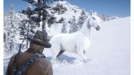 Red Dead Redemption Guide 2: Best horse, taming, Arabian thoroughbred