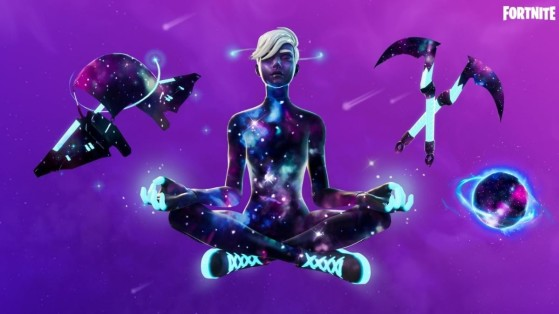 What is in the Fortnite Item Shop today? Galaxy Scout returns on September 15