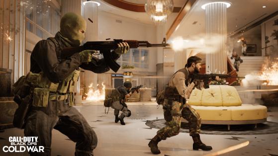 Black Ops Cold War: Supply crates returning