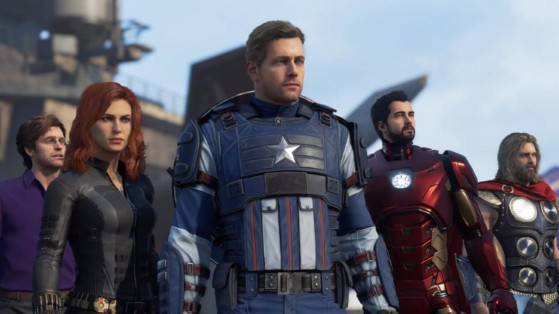 Marvel's Avengers drops to below 1,000 players