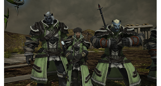 FFXIV 5.35 Patch Notes: Save The Queen Resistance Weapons Upgrade Quests - Final Fantasy XIV