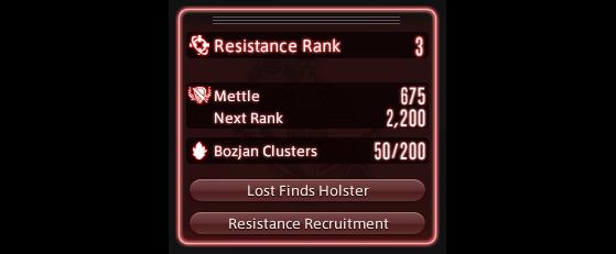FFXIV 5.35 Patch Notes Resistance Rank - Final Fantasy XIV