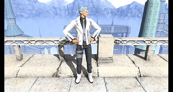 FFXIV 5.35 new guard emote - Final Fantasy XIV
