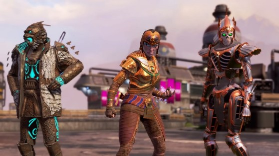 Apex Legends unveals Champions Edition with new cosmetics and next legend's teaser