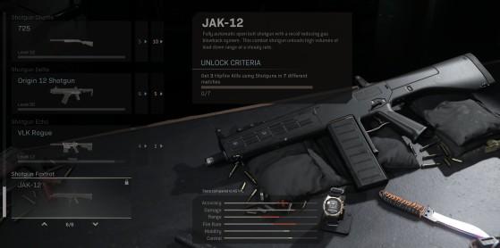 Modern Warfare and Warzone: How To Unlock The JAK-12 Shotgun