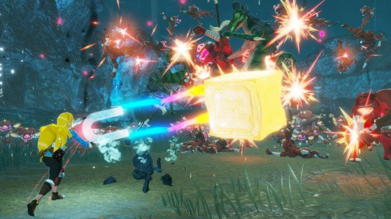 Hands on with the (really fun) Hyrule Warriors: Age of Calamity Demo