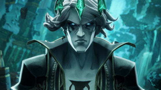 What if the Ruined King is the first League of Legends champion of 2021?