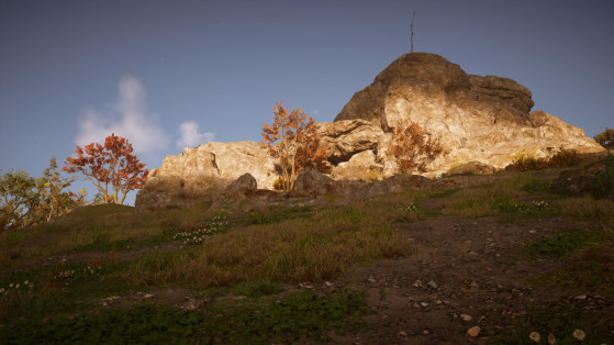 Assassin's Creed Valhalla: Ledecestrescire Treasure Hoard Map location and solution