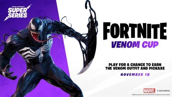How to get the Venom skin in Fortnite