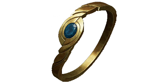 The Providential Ring is the best default choice. - Demon's Souls
