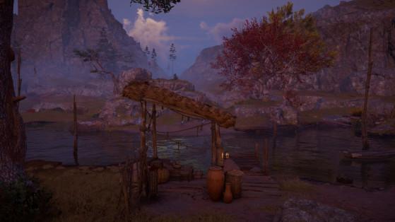 Assassin's Creed Valhalla: Sciropescire Treasure Map location and solution