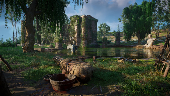 Assassin's Creed Valhalla Suthsexe Artifact locations