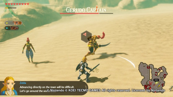 How To Master The Weak Point Smash In Hyrule Warriors Age Of Calamity Millenium