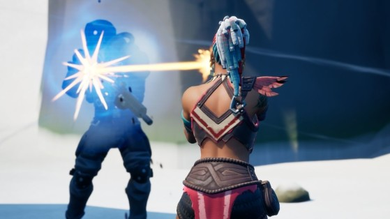 Fortnite Chapter 2 Season 5 Week 5: Eliminate IO Guards