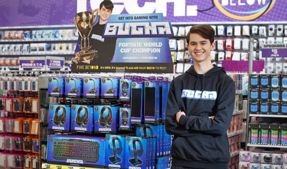 Fortnite: Bugha signs two-year extension with Sentinels