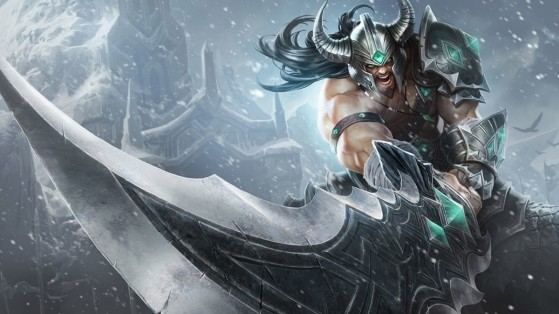 Lol Wild Rift: Tryndamere Top Build Guide