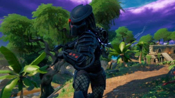 Fortnite Jungle Hunter Quests and Challenges: Defeat Predator