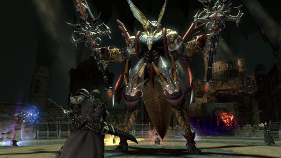 New visuals for Patch 5.45 of FFXIV:  Bozjan Front and Relic Upgrade