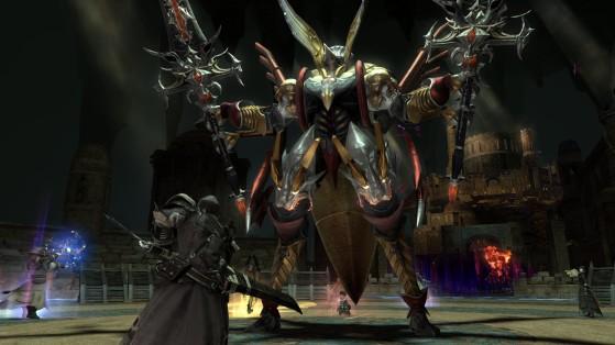 FFXIV 5.45 Bozjan Southern Front new visual - Final Fantasy XIV