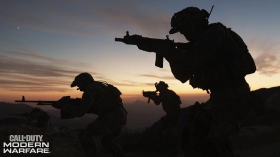 New maps added to Modern Warfare
