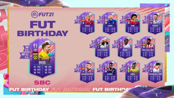 How to unlock FUT Birthday Reus in FUT 21