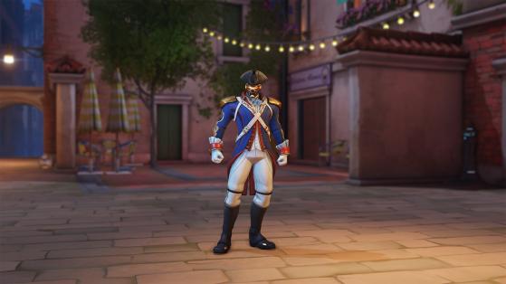 Soldier 1776 - Overwatch
