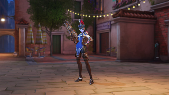 Mousquetaire - Overwatch