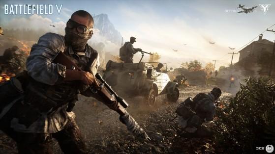 Battlefield 6 reveal trailer is
