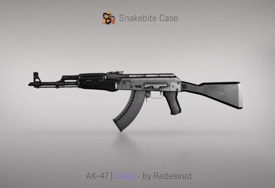 AK 47 Slate - CS:GO