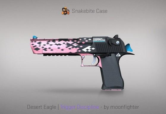Desert Eagle Trigger Discipline - CS:GO