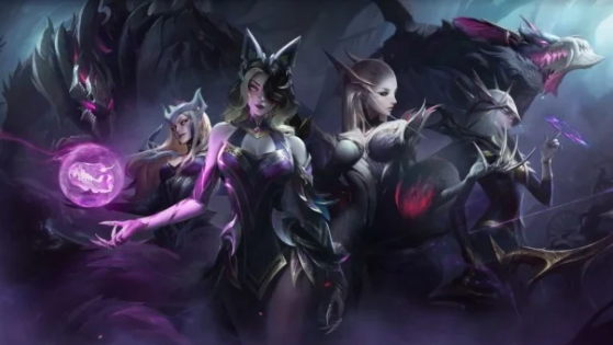 The next event will come when the Coven event ends - League of Legends