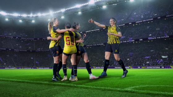 Football Manager finally adds women's football
