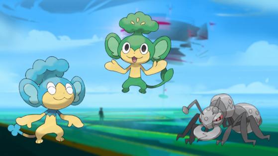 Pokemon GO: All Regional Exclusive Pokemon of Gen 5