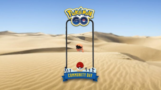 Pokemon GO: Trapinch in this new Community Day